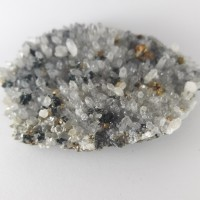 №59 Планински кристал, свалерит, пирит и галенит