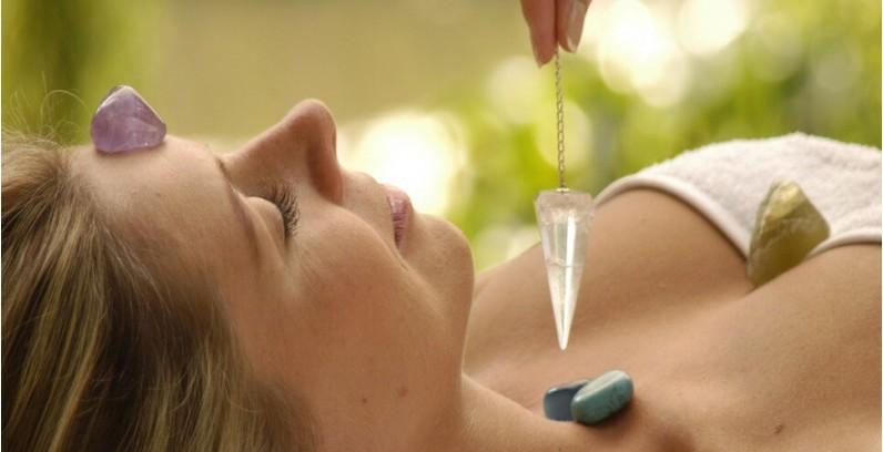 Кристали и медитация