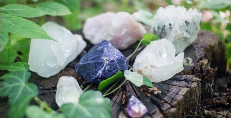 Изчистване и зареждане на кристали