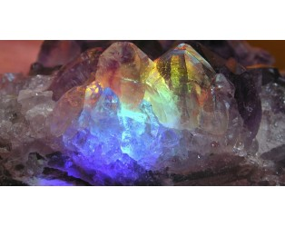 Изграждане на енергийна връзка с кристалите