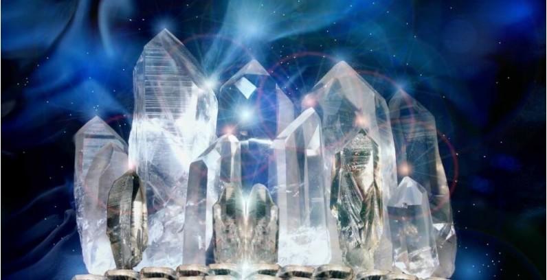 Магическата сила на енергийно заредените кристали
