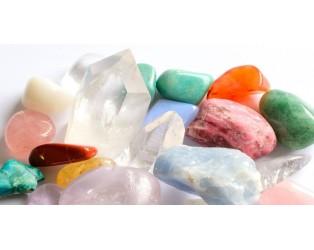 Заземяване и одухотворяване чрез кристали